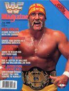 July 1989 - Vol. 8, No. 7