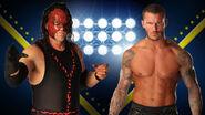 WM 28 Kane vs Orton