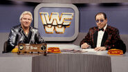Gorilla Monsoon & Bobby Heenan