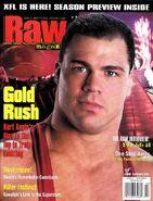 Raw Magazine February 2001