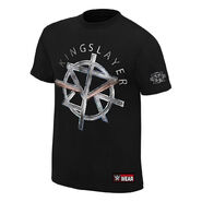 Seth Rollins The Kingslayer Authentic T-Shirt