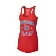 WrestleMania 32 Women's Tank Top