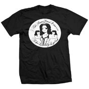 Lylah Lodge Powerhouse Princess Anime Shirt