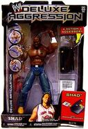 WWE Deluxe Aggression 19 Shad