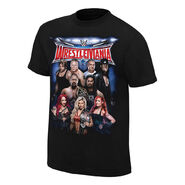 WrestleMania 32 Event Youth T-Shirt