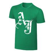 AJ Styles I am Phenomenal St. Patrick's Day T-Shirt