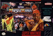 WWF Super WrestleMania SNES