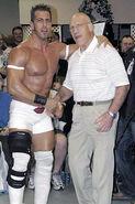 Giovanni Roselli & WWE Bruno Sammartino