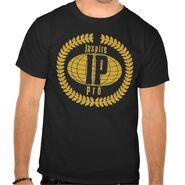 Inspire Pro Wrestling logo t-shirt