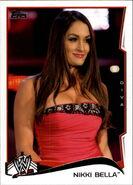2014 WWE (Topps) Nikki Bella 35