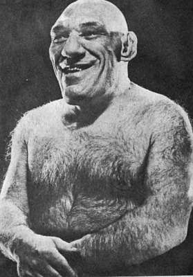Maurice Tillet Pro Wrestling Fandom Powered By Wikia