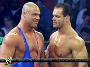 Kurt Angle & Chris Benoit