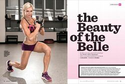 Muscle & Fitness Hers - January-February 2016.1