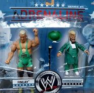 WWE Wrestling Adrenaline Series 34 Finlay & Hornswoggle