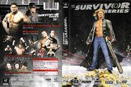 Survivor Series 2007 DVD