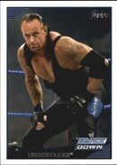 2009 WWE (Topps) Undertaker 11