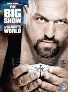 Big Show A Giant's World DVD cover