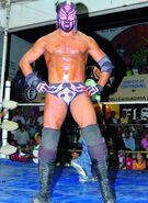 Dragón Rojo, Jr. 2