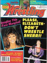 Inside Wrestling - November 1989