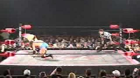 ROH Austin Aries Vs