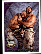 2010 WWE (Topps) The Bushwhackers 101
