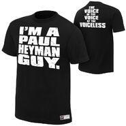 I'm a Paul Heyman Guy shirt