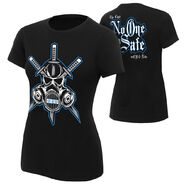The Club No One is Safe Women's Authentic T-Shirt