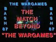 Wargames I