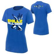 Kofi Kingston Skillz All Day Women's Shirt