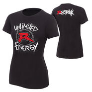 Ryback Unlimited Energy Women's Authentic T-Shirt