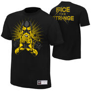 Stardust Face The Strange T-Shirt