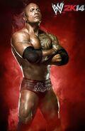 WWE2K14 Rock.2