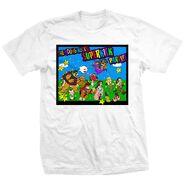 Young Bucks Superkick Party Shirt