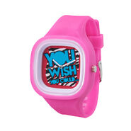 Dolph Ziggler Flex Watch - Pink