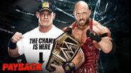 Payback 2013 Cena v Ryback