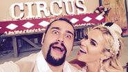 Lana & Rusev Wedding.5