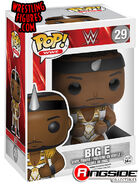 Big E - WWE Pop Vinyl (Series 4)