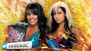 NOC 2012 Layla v Kaitlyn