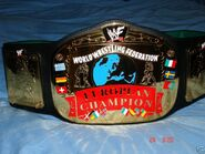 WWF European Champion 2