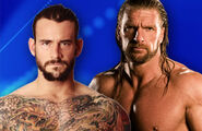 NOC 2011 Punk vs HHH