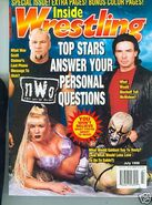 Inside Wrestling - July 1998