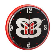 Bella Twins Wall Clock