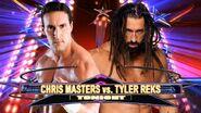 Chris Masters vs Tyler Reks