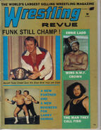 Wrestling Revue - October 1972