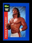 1991 WWF Classic Superstars Cards Texas Tornado 143
