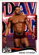 2014 WWE (Topps) David Otunga 15