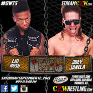 CZW Down With The Sickness 2015 6