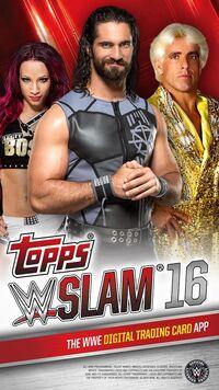 WWE Slam Card Trader