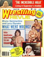Wrestling Revue - August 1980