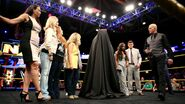 Dusty Rhodes statue unveiled at Axxess.3